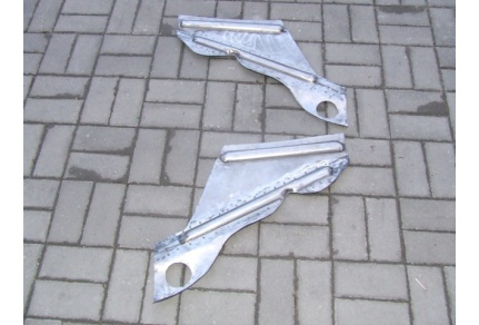 Mezistěna kolo/převod Tatra 603 - pravá strana