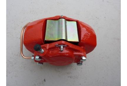 Repase brzdiče Tatra 603 - přední