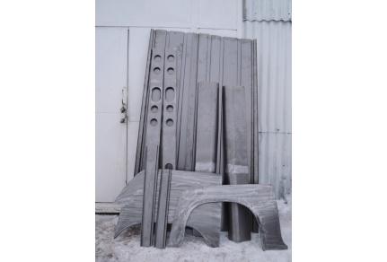 Car parts set for small repair Tatra 603