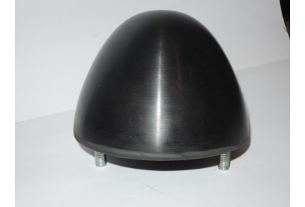 Gumový doraz nárazníků Tatra 603 - 1 - černé provedení