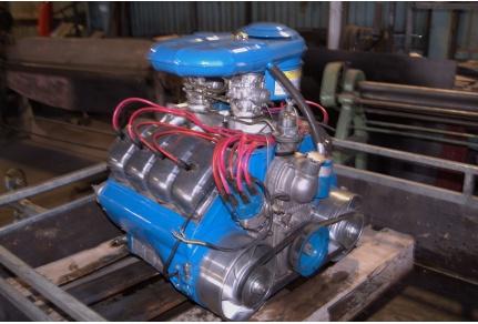 Těsnění motoru kompletní Tatra 603