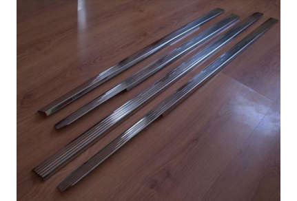 Events - Stainless steel sill Tatra 603 - external set