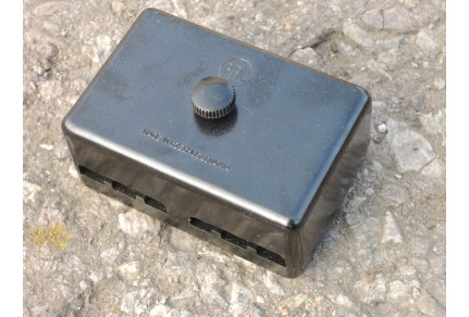 Pojistková skříňka 6-4 Tatra 603