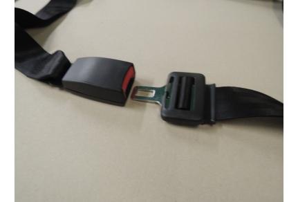 Bezpečnostní pás bez navíječe - Tatra 603