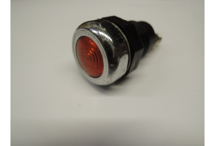 Kontrolka mlhového světla oranžová Tatra 603