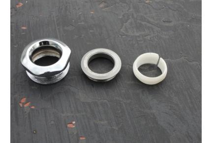 Plastová vložka + spodní matice řadící tyče Tatra 603