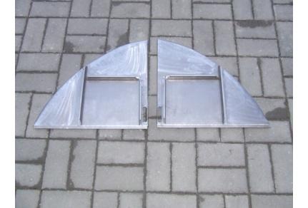 Podlážka pod baterku - pravá Tatra 603-2